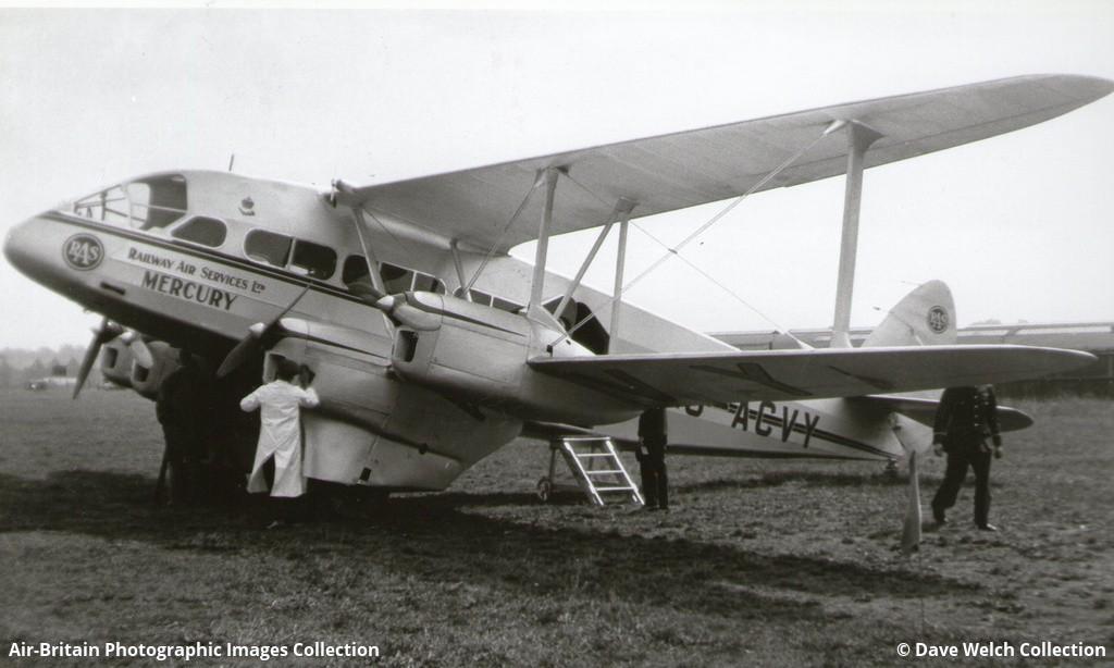 De Havilland Express