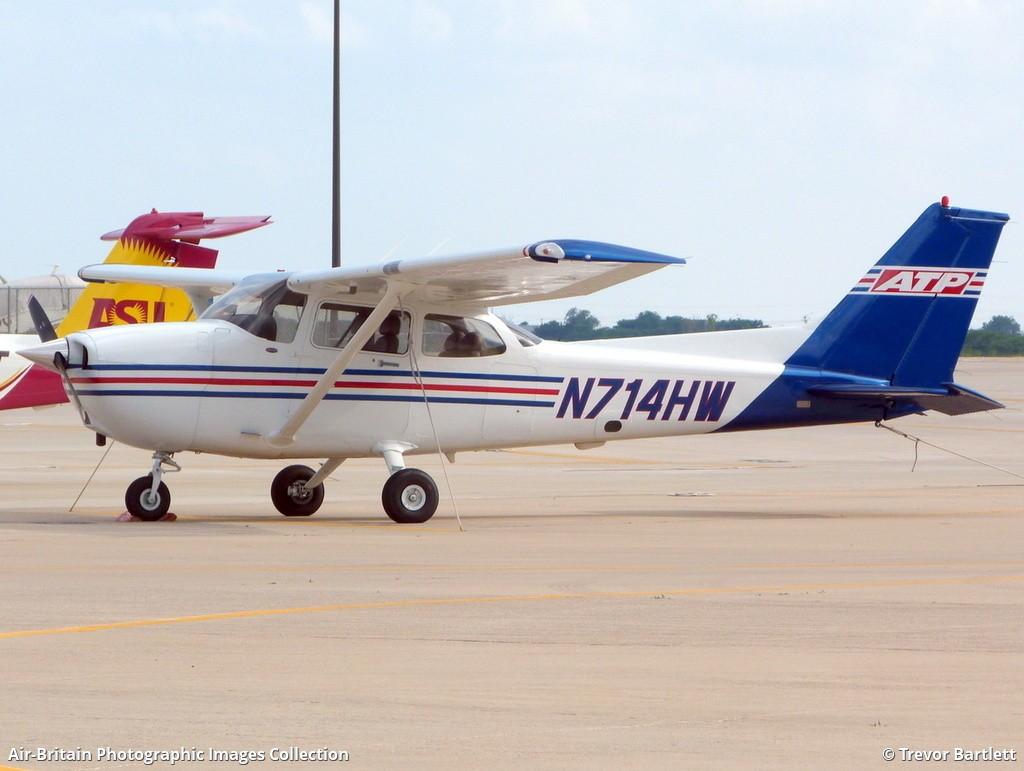 Aviation Photographs Of Operator Atp Flight School Abpic