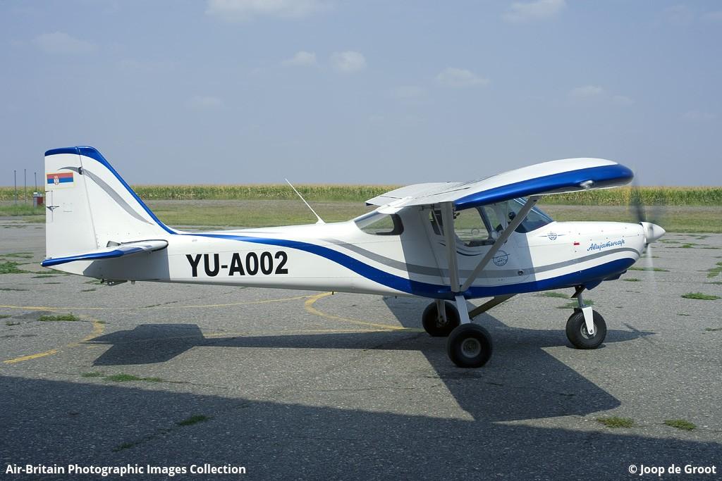 Aviation photographs of Aero-East-Europe MXP-155 Tayrona : ABPic