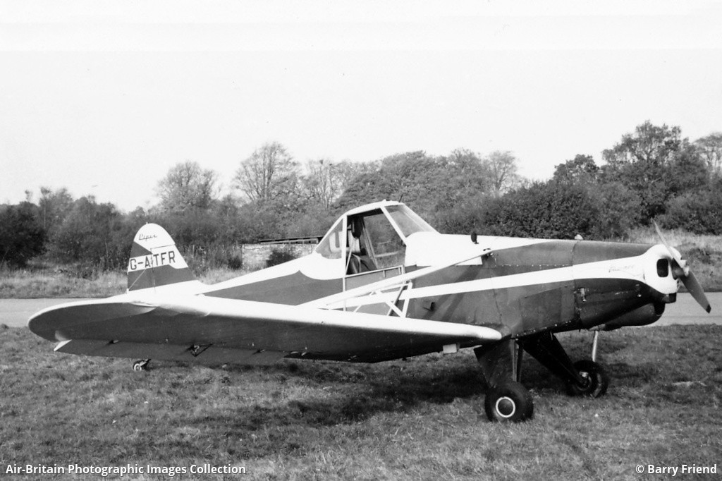 Aviation Photographs Of Piper PA-25-150 Pawnee : ABPic