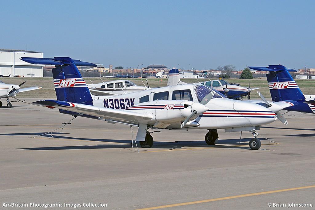 Aviation photographs of Operator: ATP Flight School : ABPic