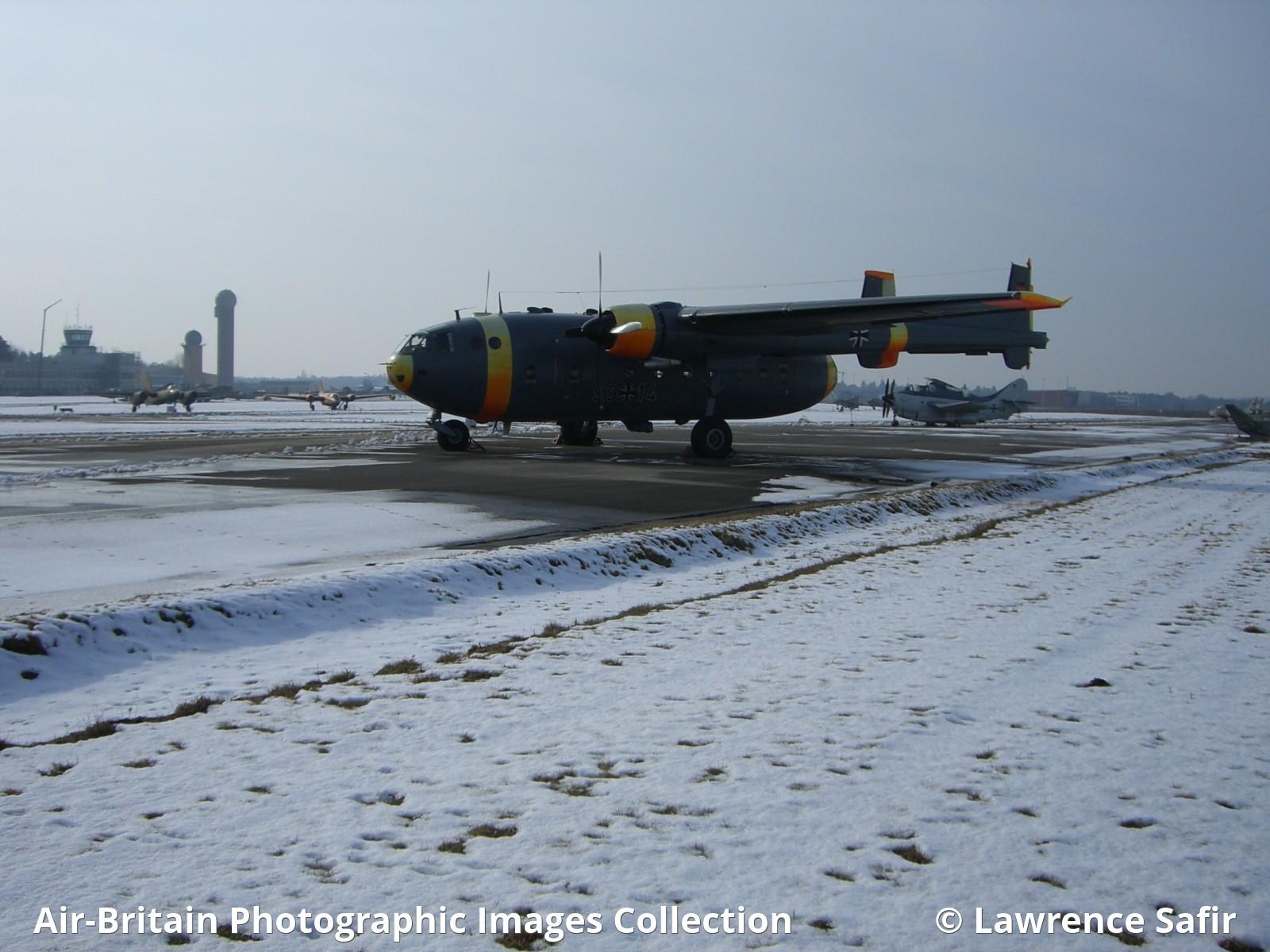 Nord N 2501D Noratlas, 99+14 152, German Air Force : ABPic