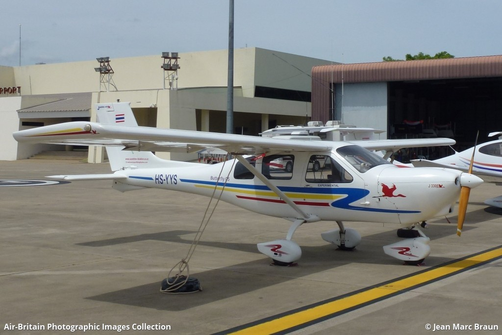 Aviation photographs of Jabiru J450 : ABPic