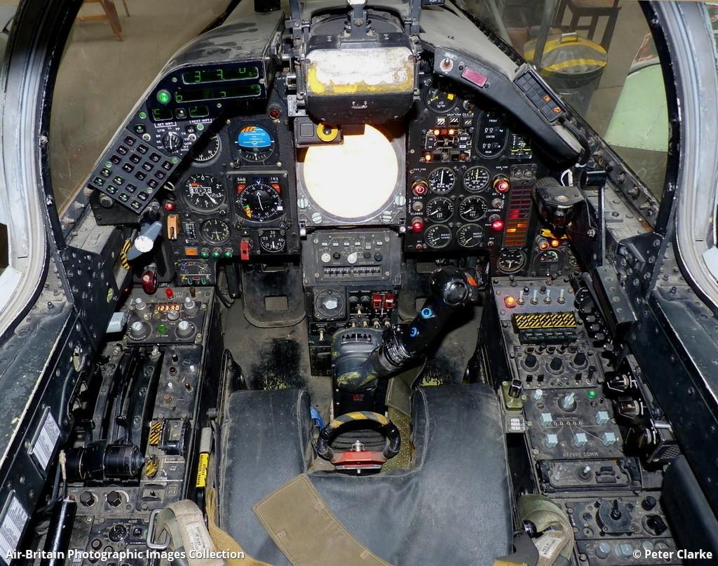 Sepecat Jaguar GR1, 8600M / S58, Boscombe Down Aviation