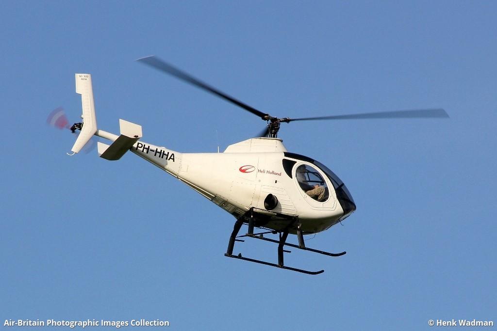 Aviation photographs of Operator: Heli Holland Holding bv ...