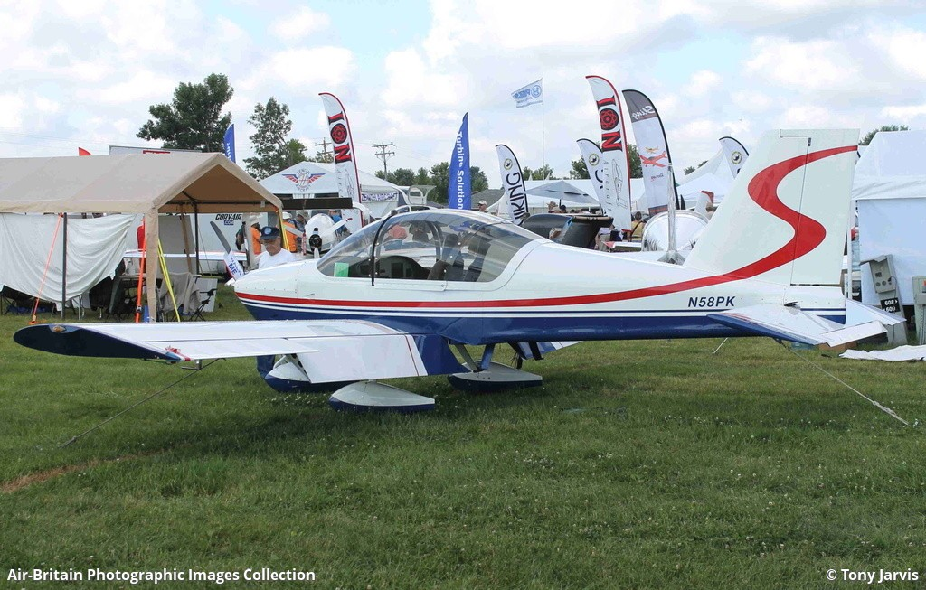 Aviation photographs of Rans S-19 Venterra : ABPic