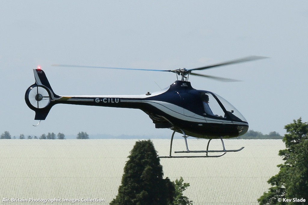 Aviation photographs of Operator: European Helicopter Importers Ltd