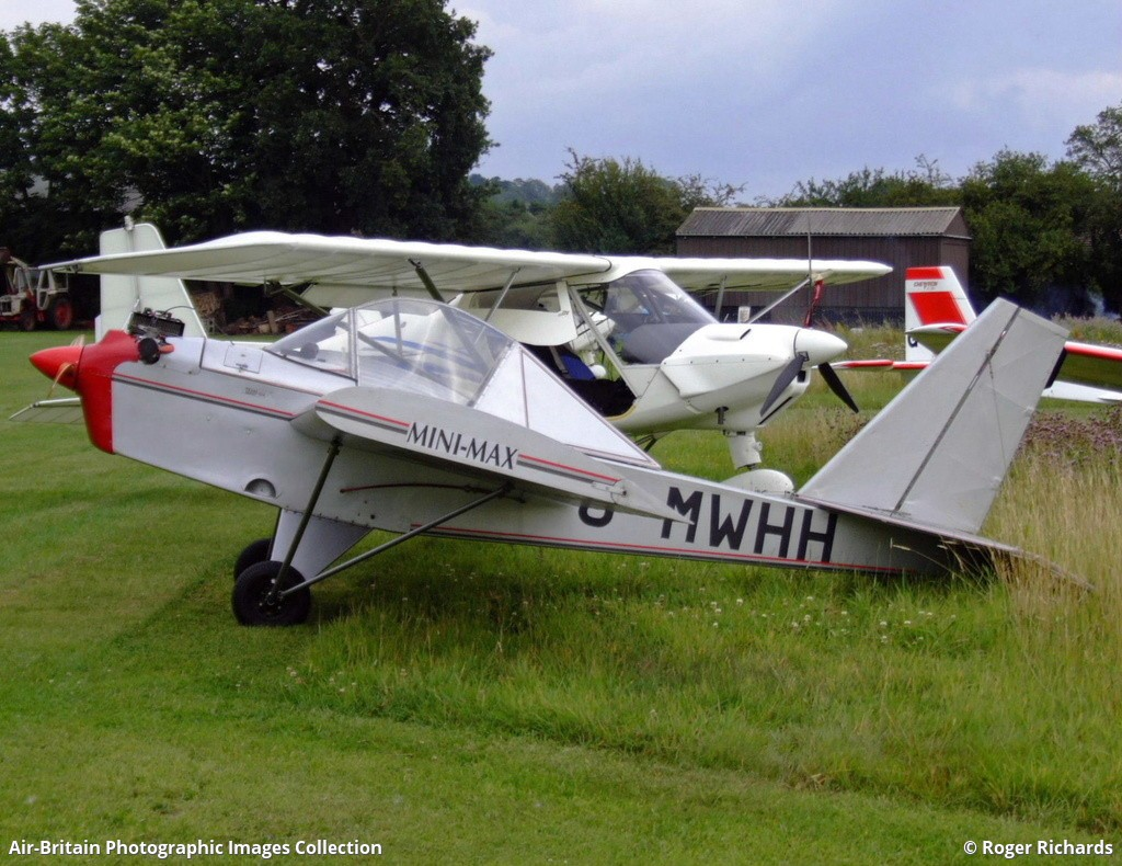 Aviation photographs of TEAM Minimax 88 : ABPic