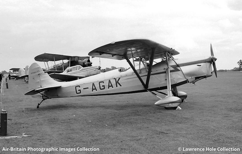 Aviation Photographs Of Hirtenberg Hs9a Abpic