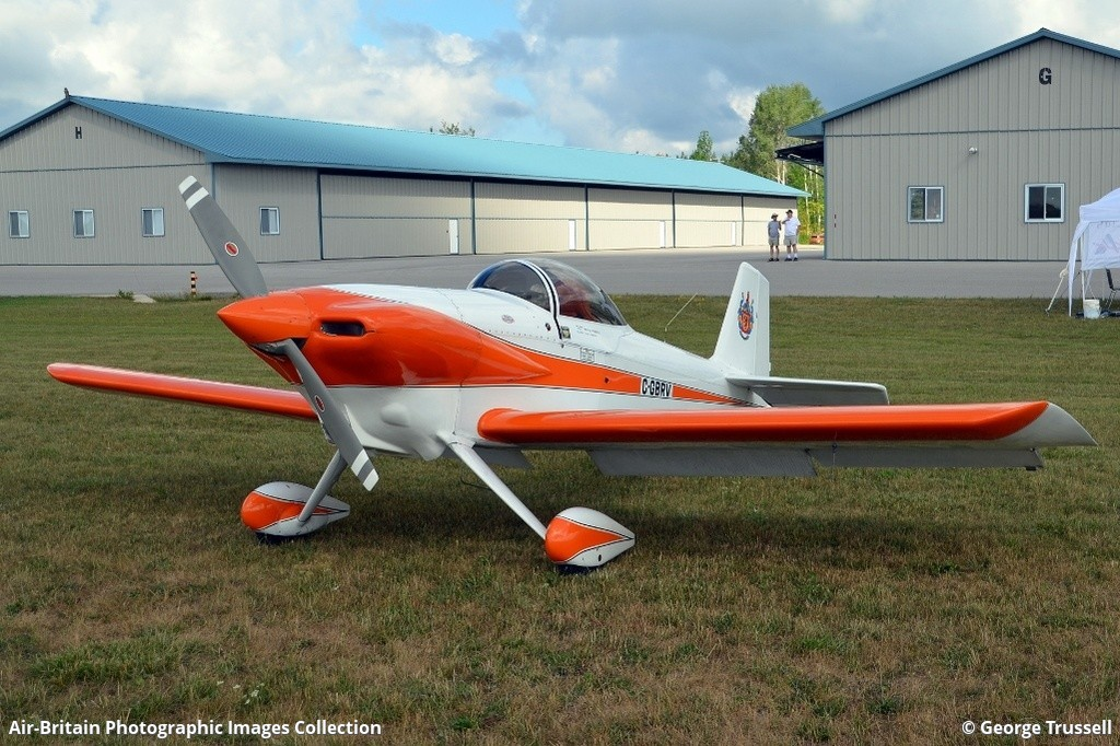 089f26d3e676 Aviation photographs of Vans RV-3   ABPic