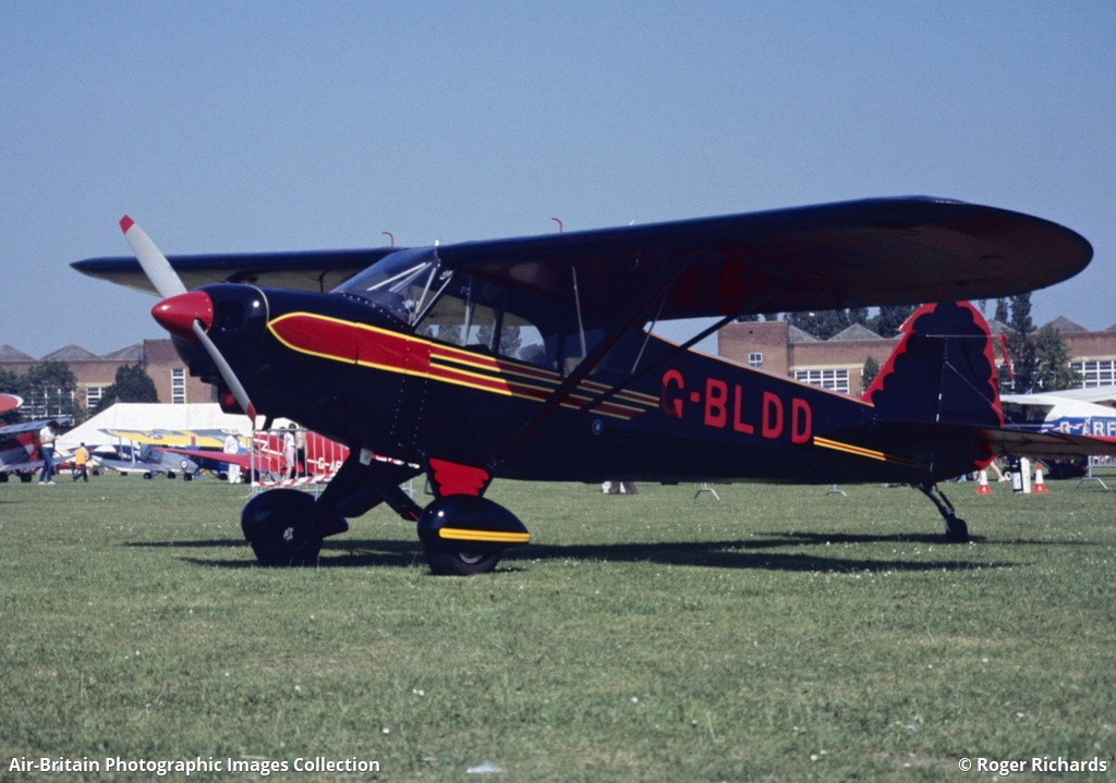 Aviation photographs of WAG-Aero CUBy Acro Trainer : ABPic