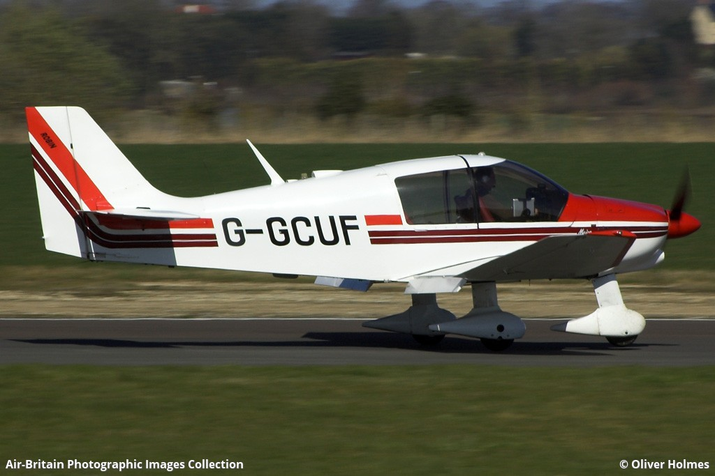 Aviation photographs of Registration: G-GCUF : ABPic
