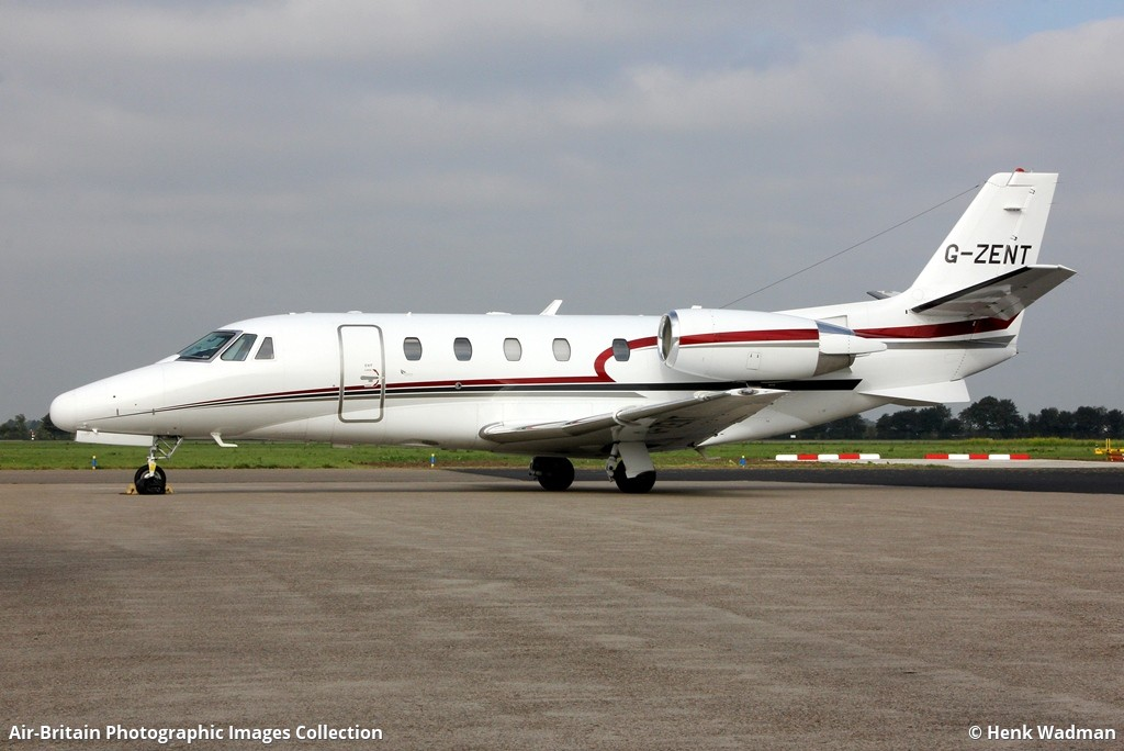 Aviation photographs of Operator: Zenith Aviation (UK) : ABPic