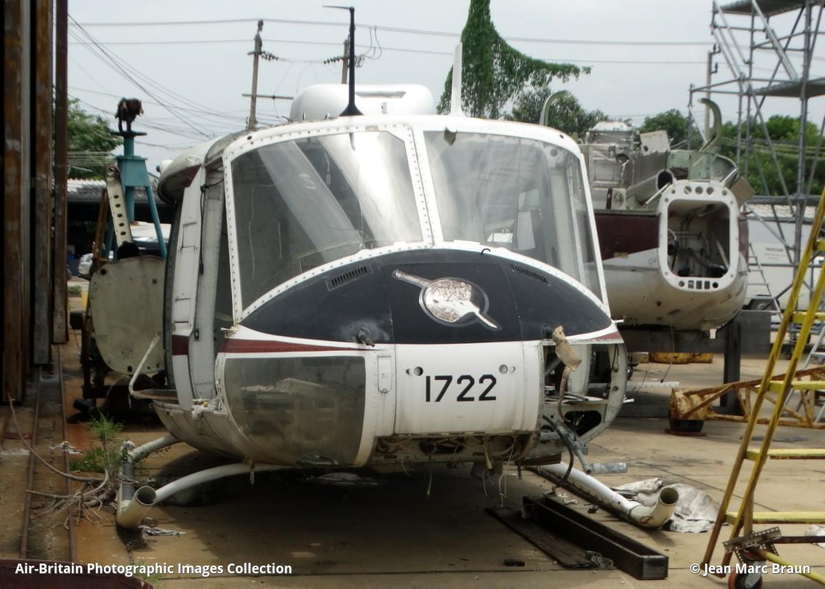 Aviation photographs of Operator: Thai - Royal Thai Police : ABPic