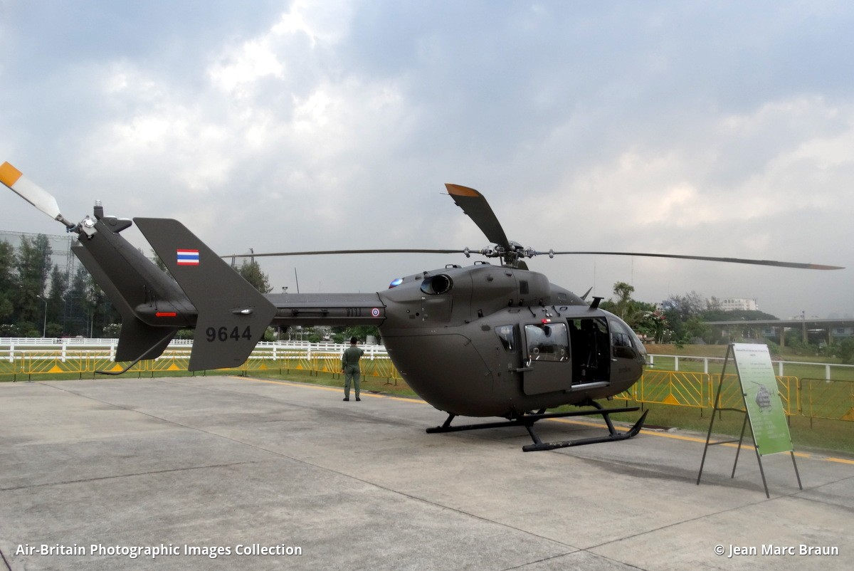 Aviation photographs of Operator: Royal Thai Army : ABPic