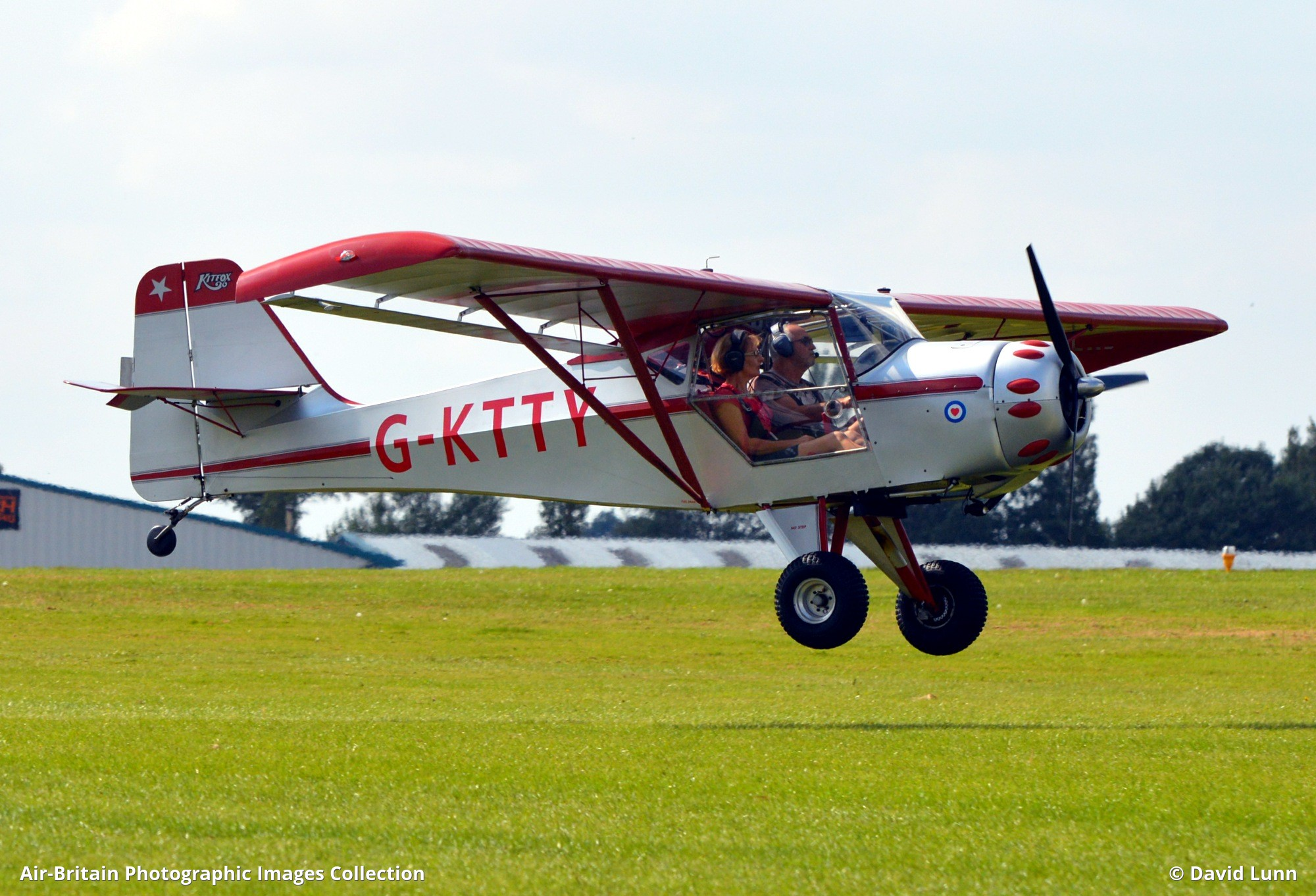 Aviation photographs of Denney Kitfox Mk III : ABPic
