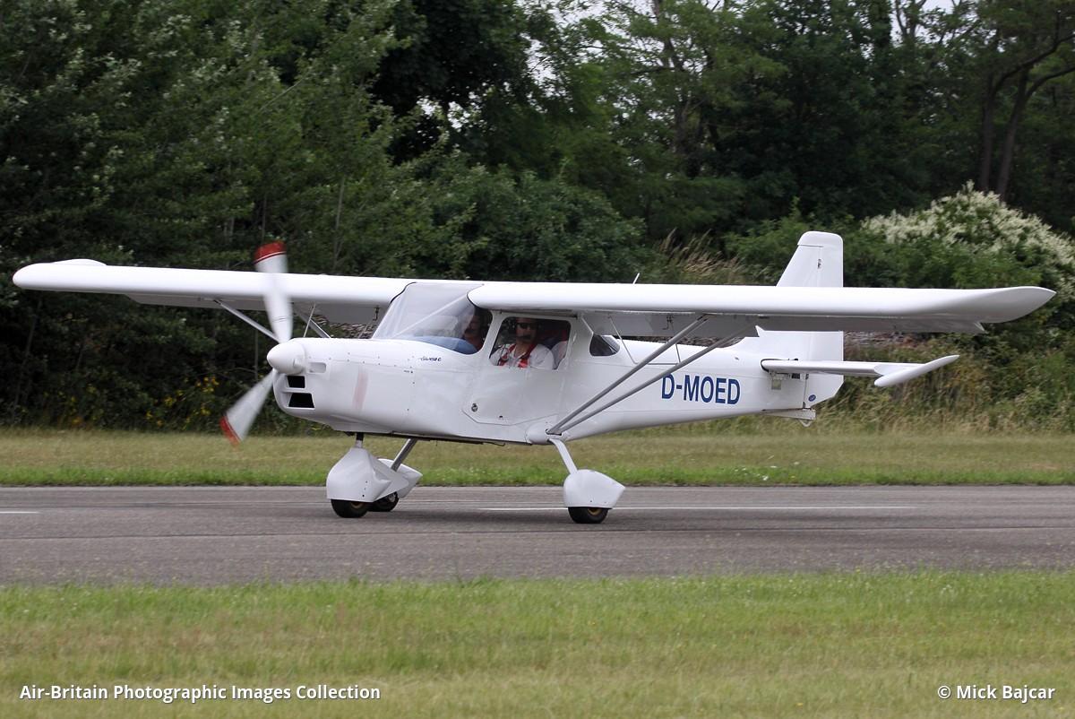 Aviation photographs of Aero-East-Europe SILA 450C : ABPic