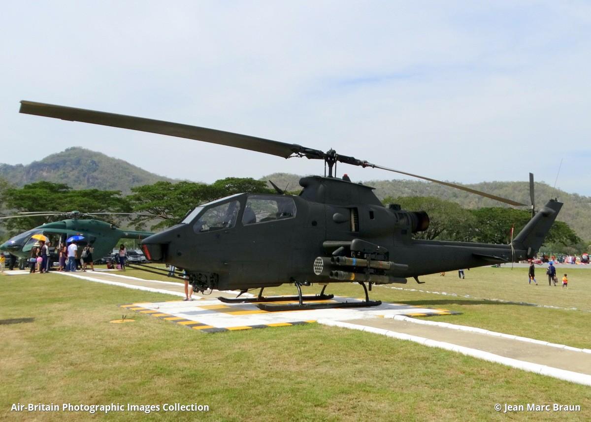 Aviation photographs of Location: Lopburi - Army Aviation