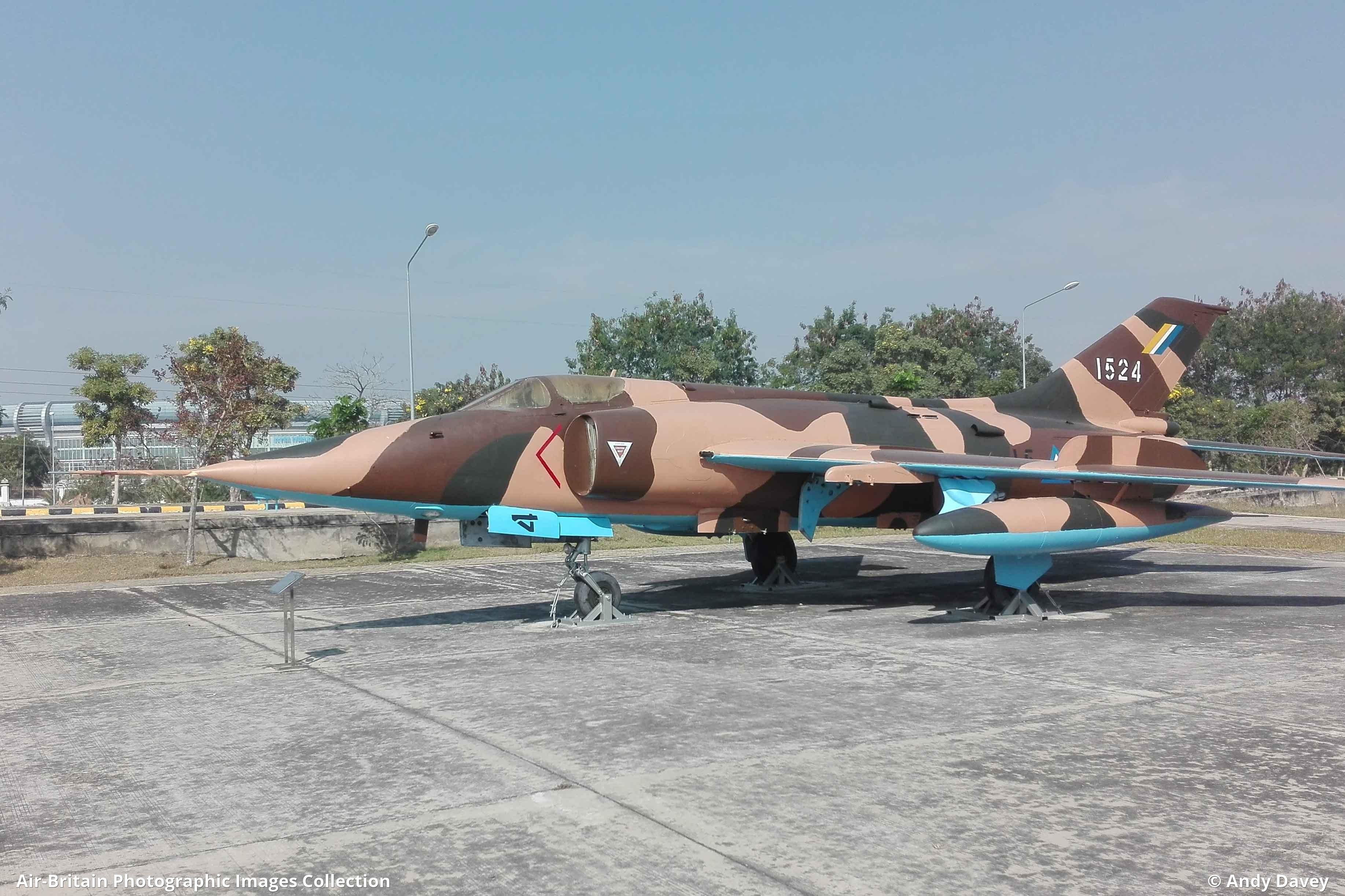 Nanchang A 5C Fantan Naypyitaw