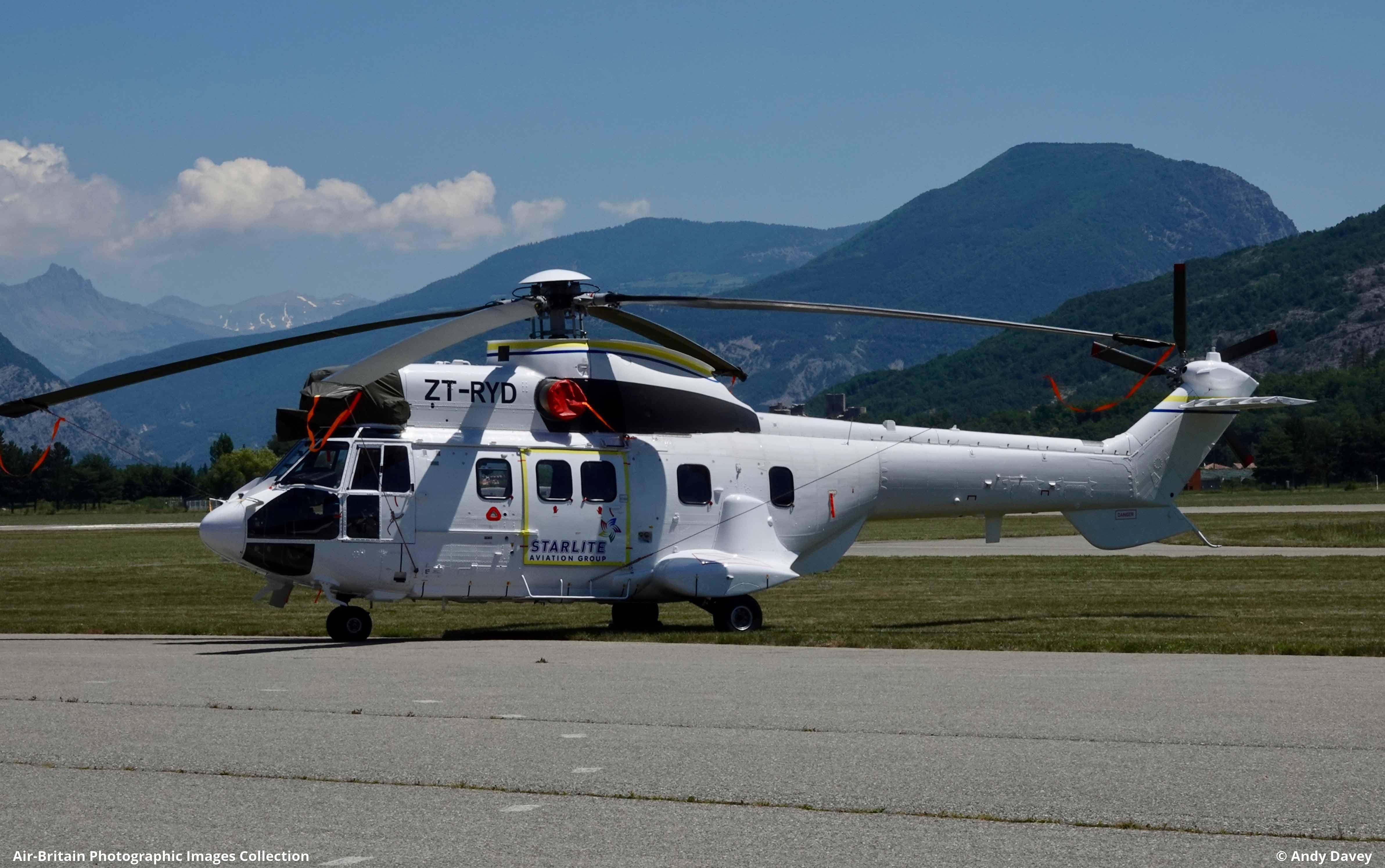 Forsvaret ovar mot attackhelikoptrar fran usa