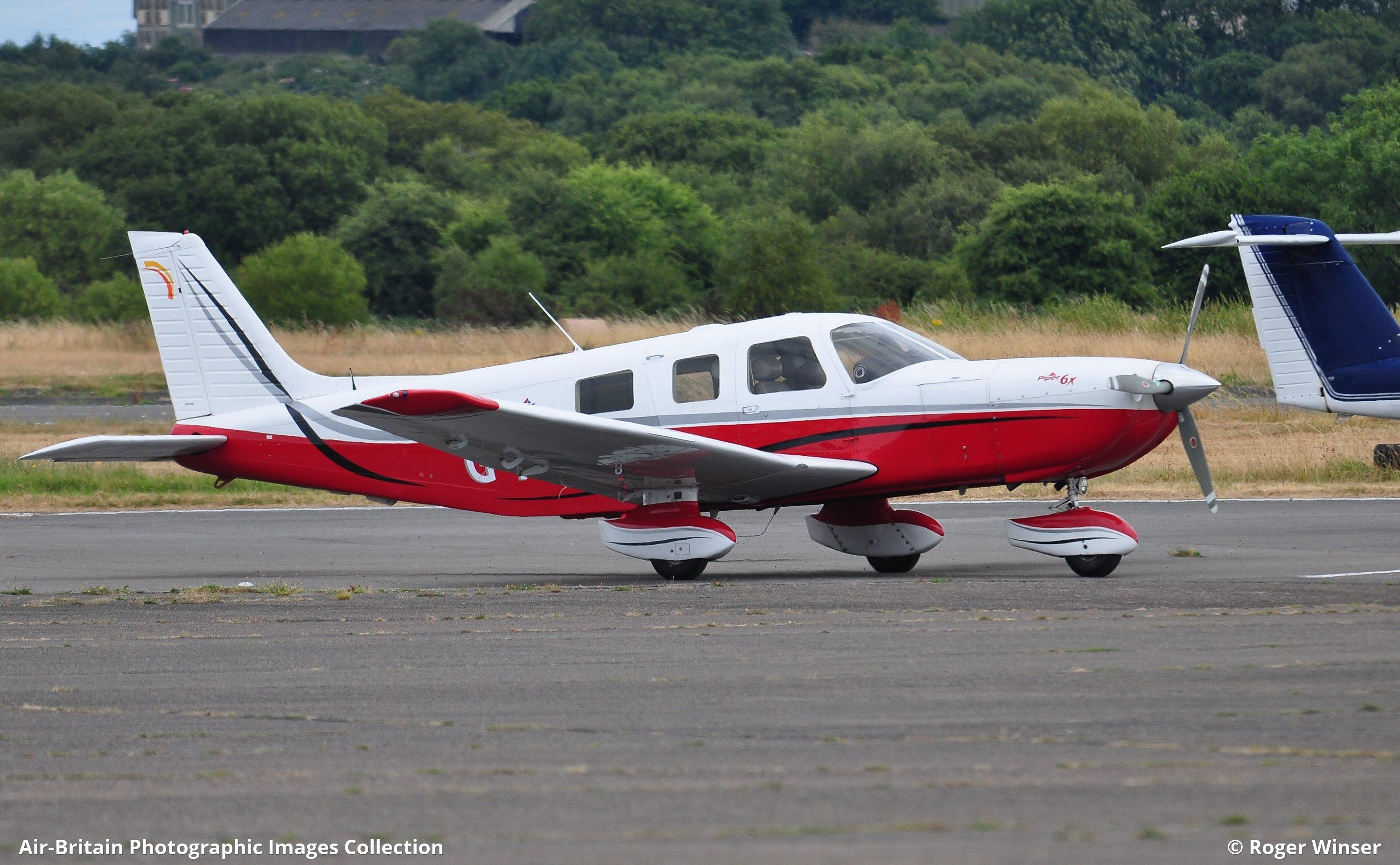 Piper PA-32-301FT Piper 6X · Private · Swansea (Fairwood Common) (SWS /  EGFH), UK - Wales · Roger Winser - 20/07/2018