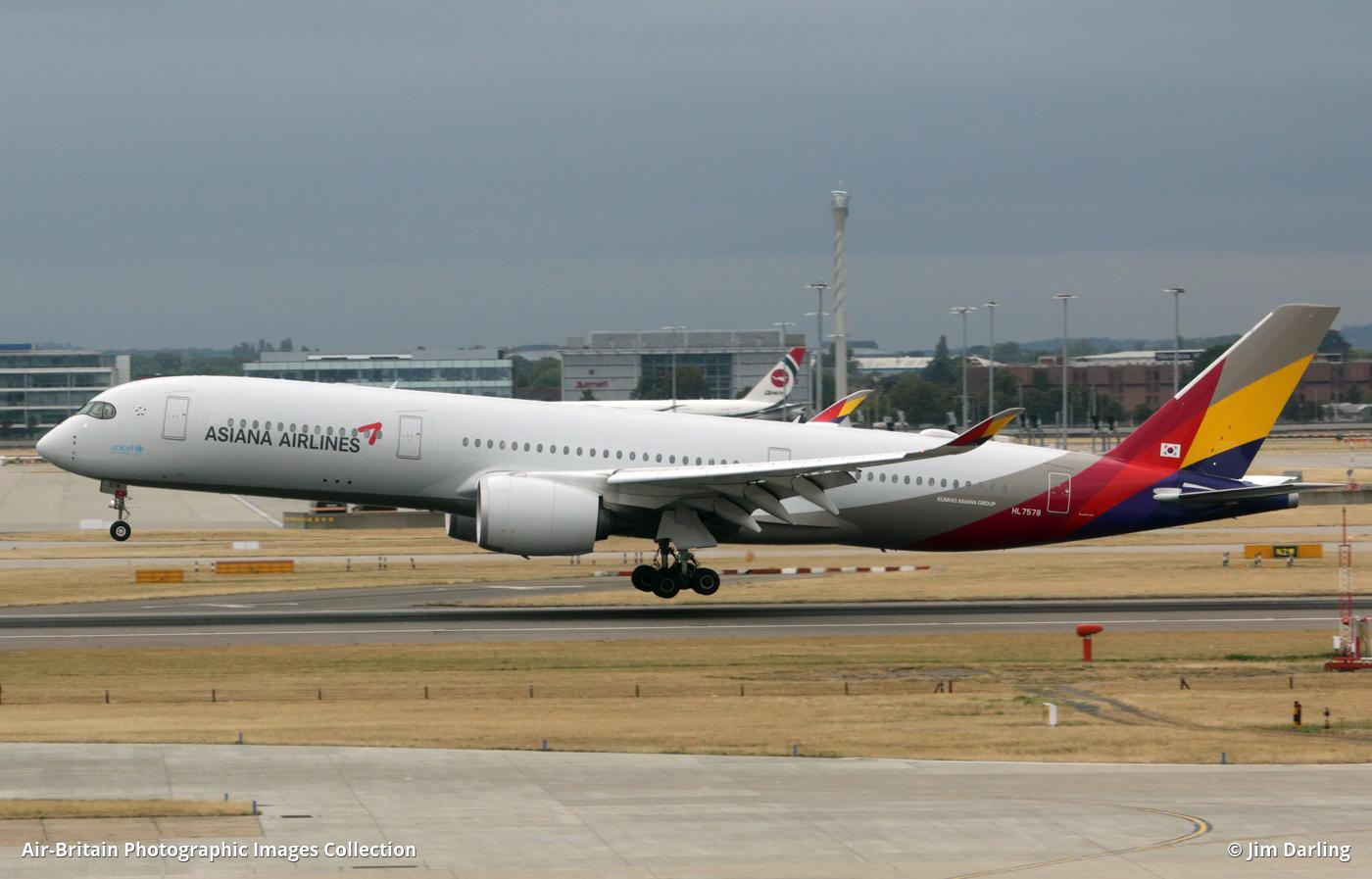 Aviation photographs of Operator: Asiana Airlines (OZ ...