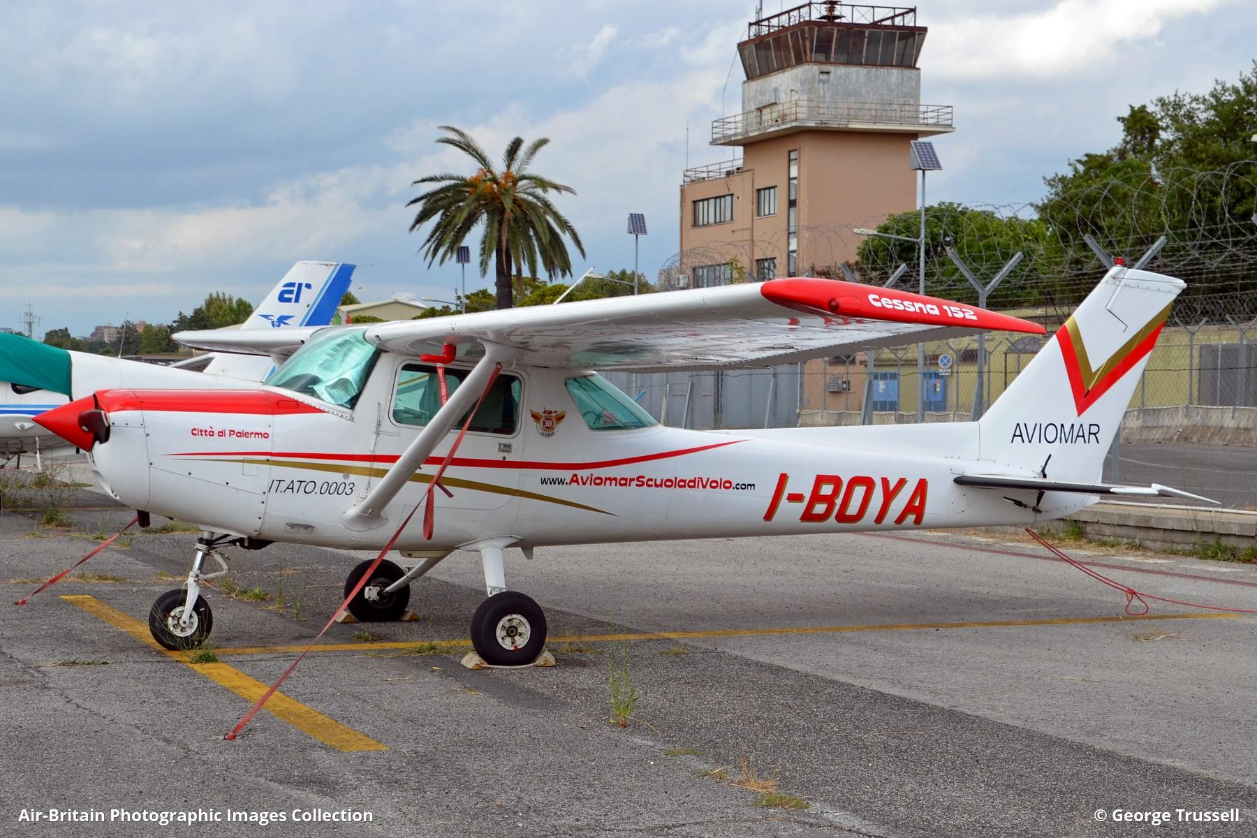 Aviation Photographs Of Registration I Boya Abpic