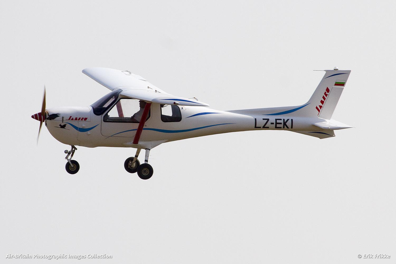 Aviation photographs of Jabiru SP-470 : ABPic