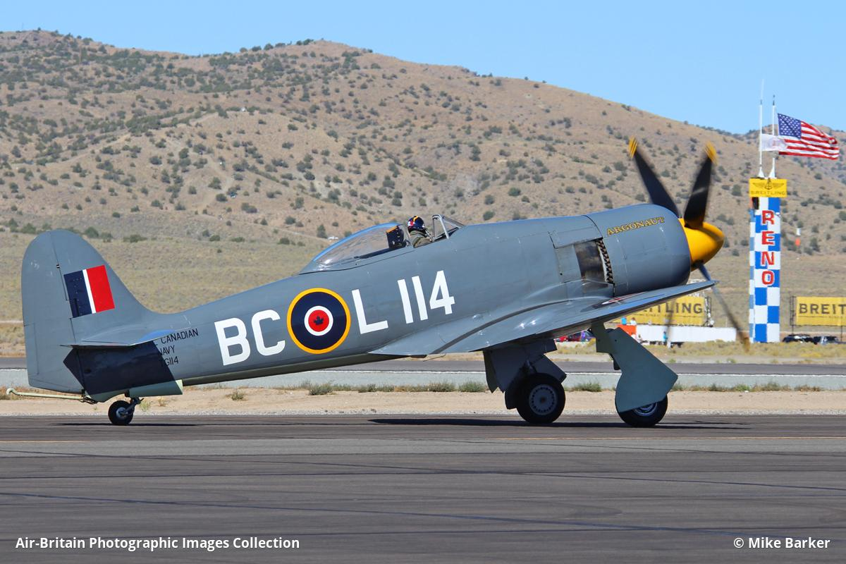 Aviation photographs of Airshow: Reno - National Championship Air