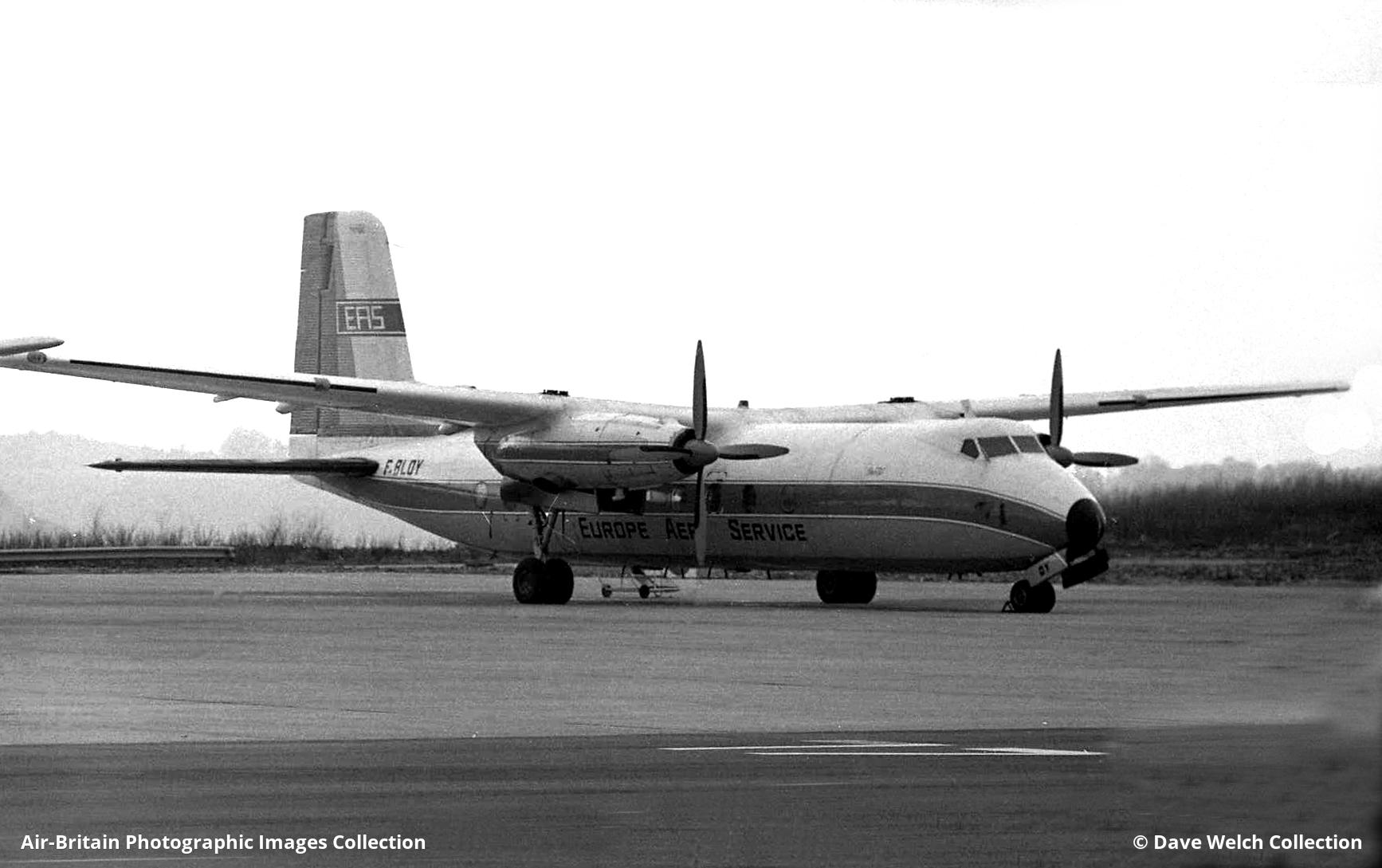 Aviation photographs of Registration: F-BLOY : ABPic