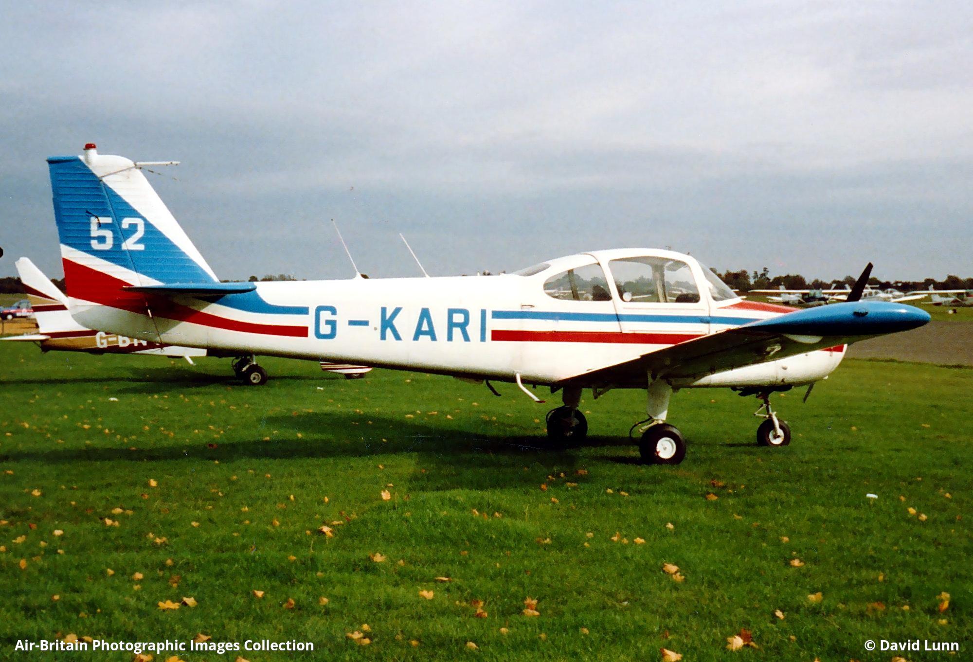 Aviation photographs of Fuji FA-200-160 : ABPic