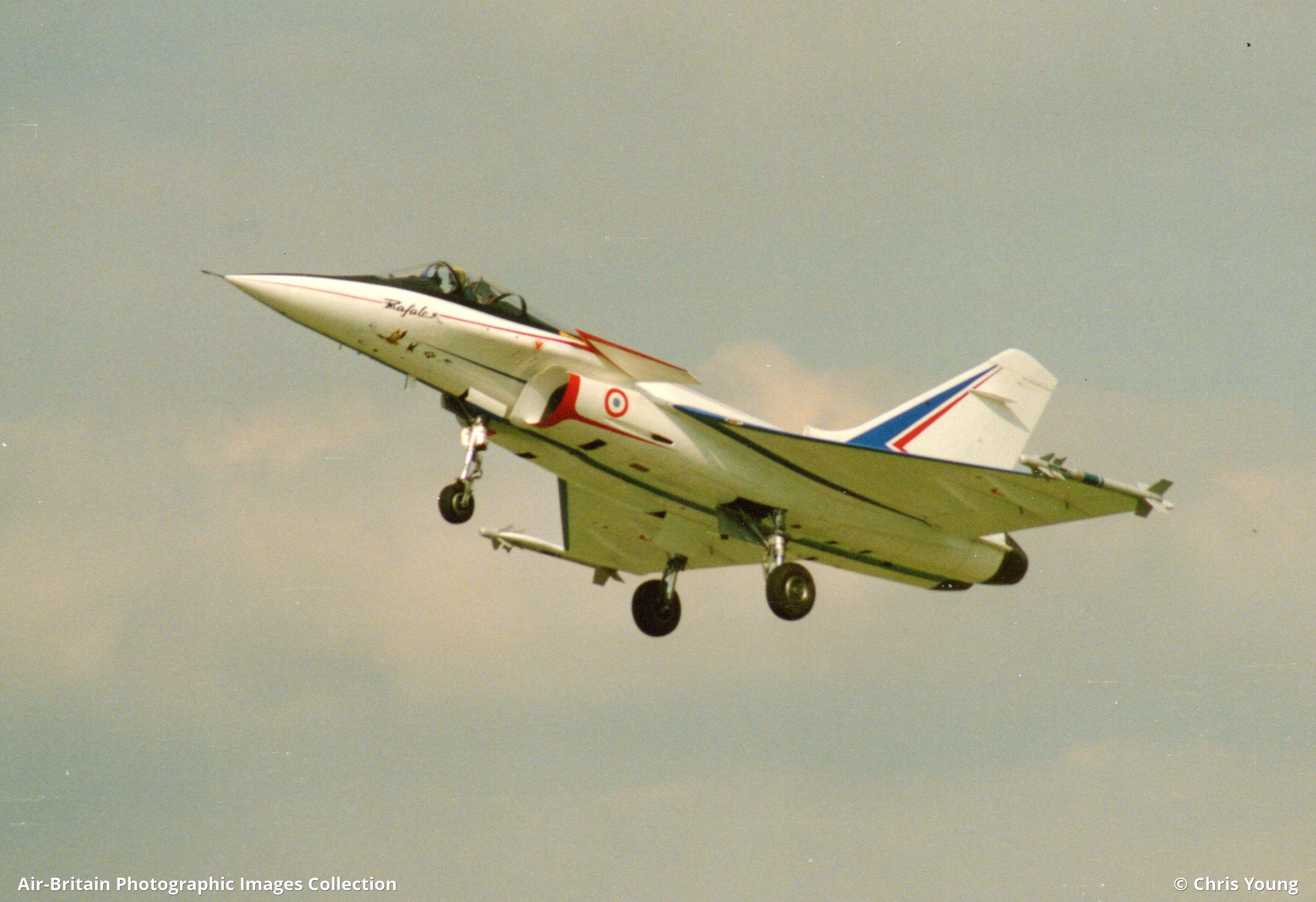 Aviation photographs of Dassault Rafale A : ABPic