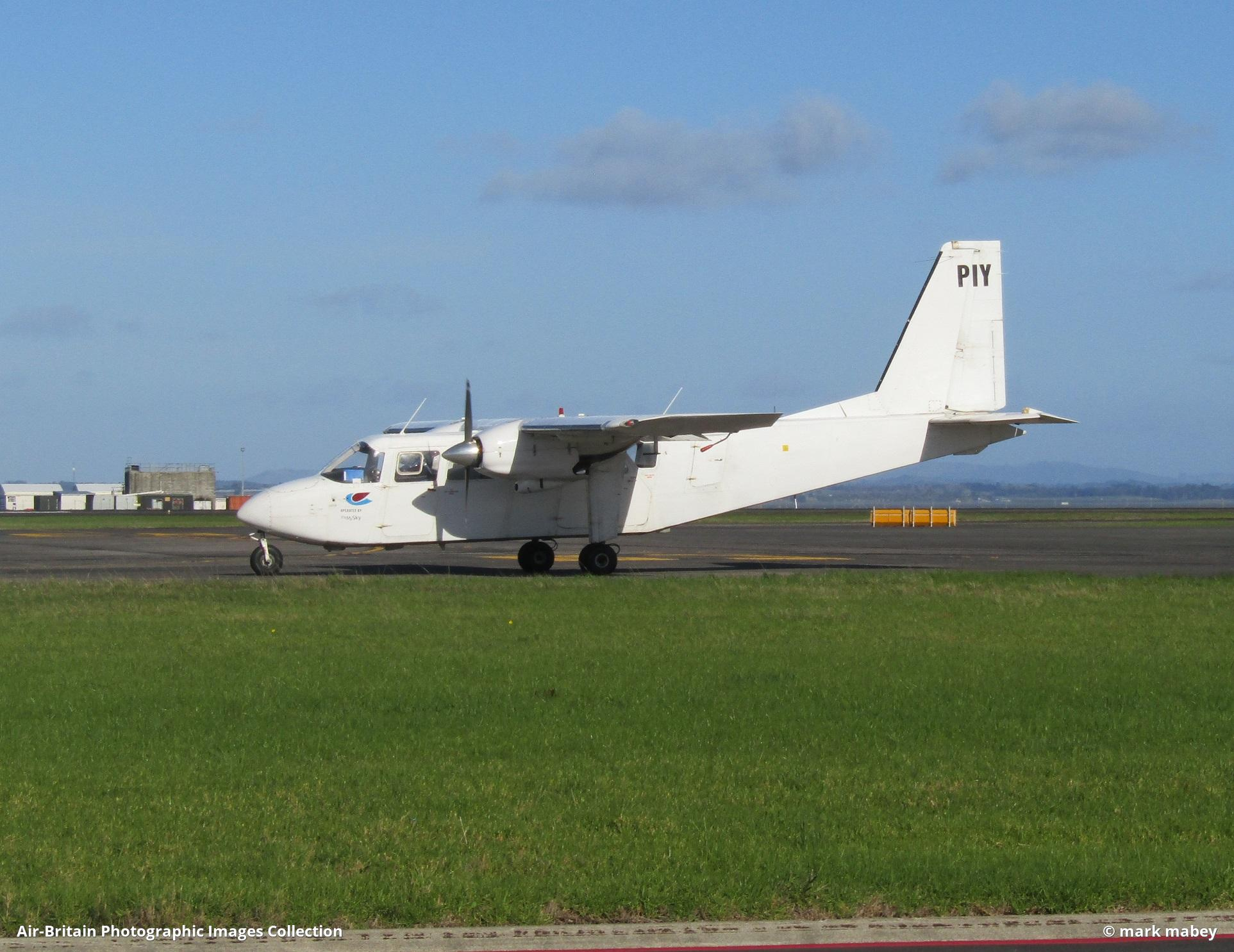 Aviation photographs of Britten-Norman BN-2A-2 Islander : ABPic