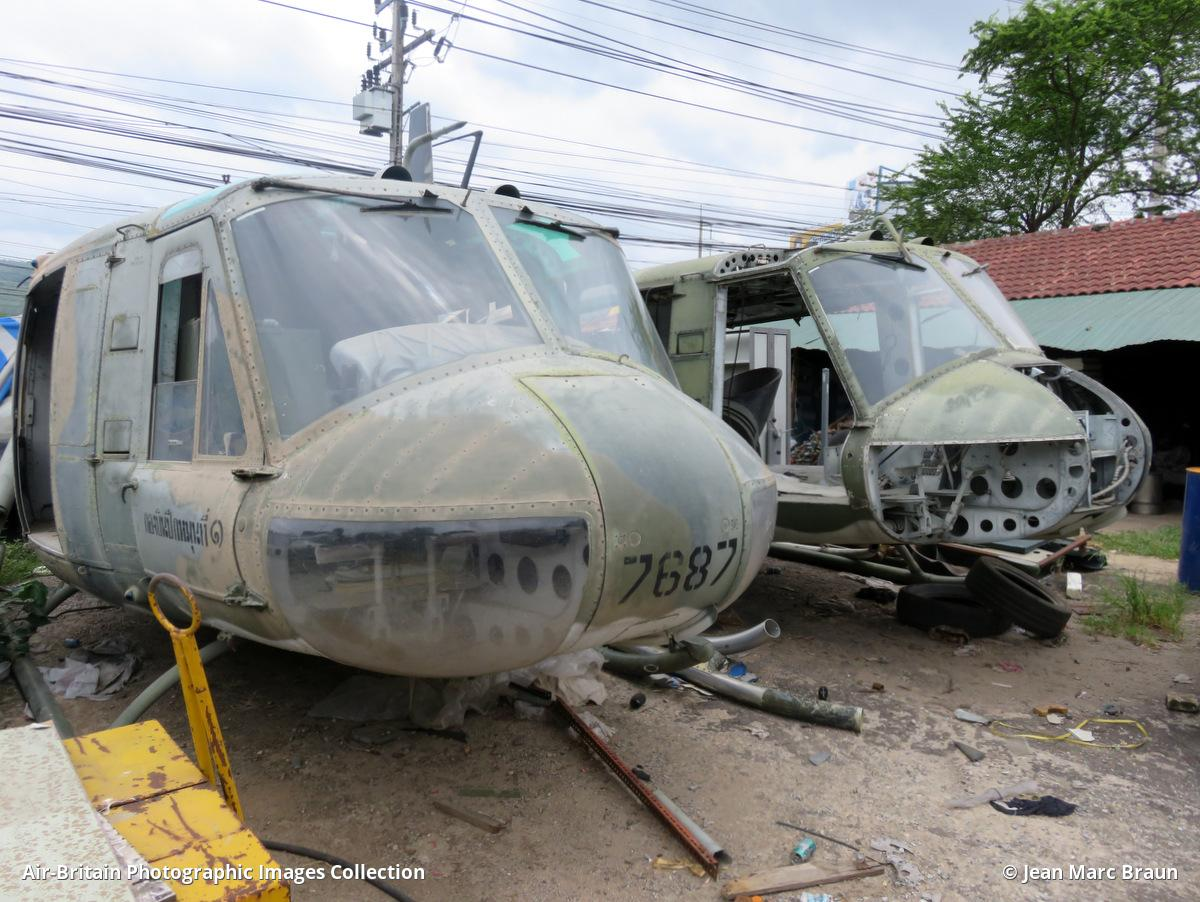 Aviation Photographs Of Bell UH-1H Iroquois : ABPic