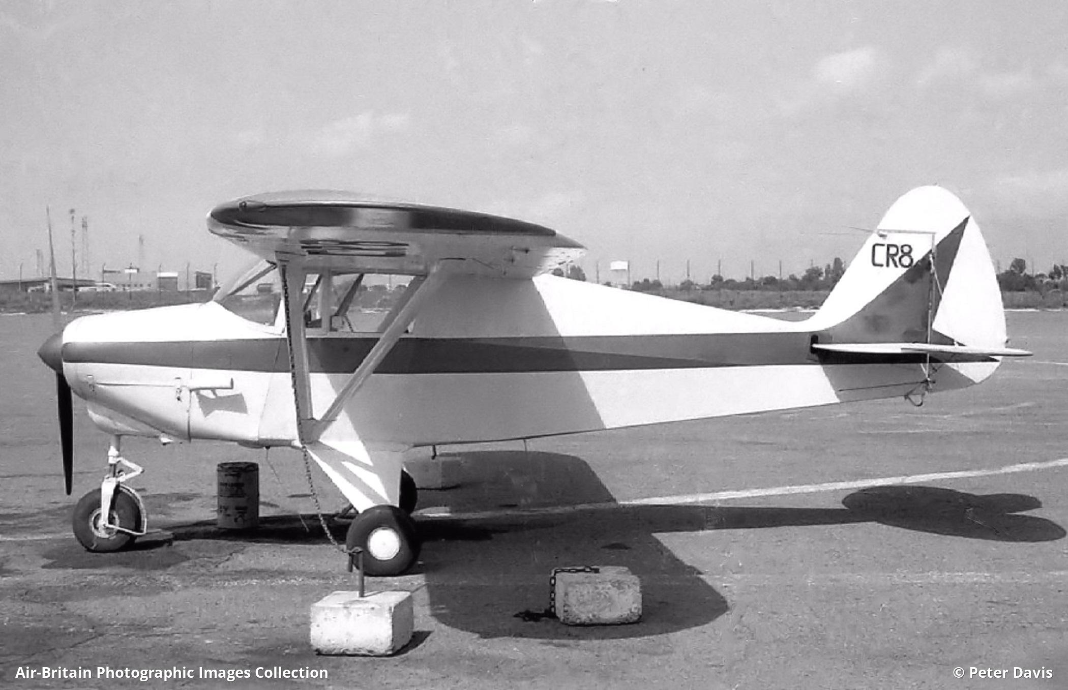 Aviation photographs of Piper PA-22-108 Colt : ABPic