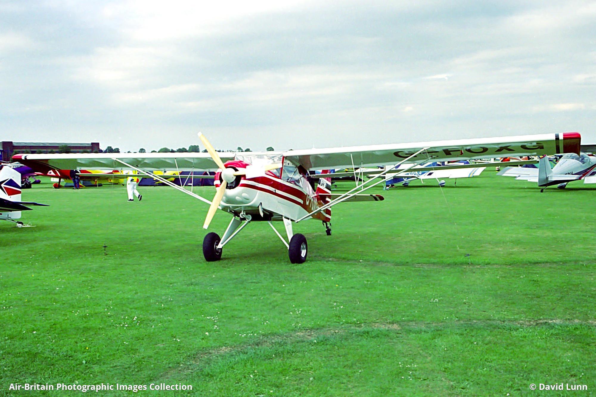 Aviation photographs of Denney Kitfox Mk II : ABPic
