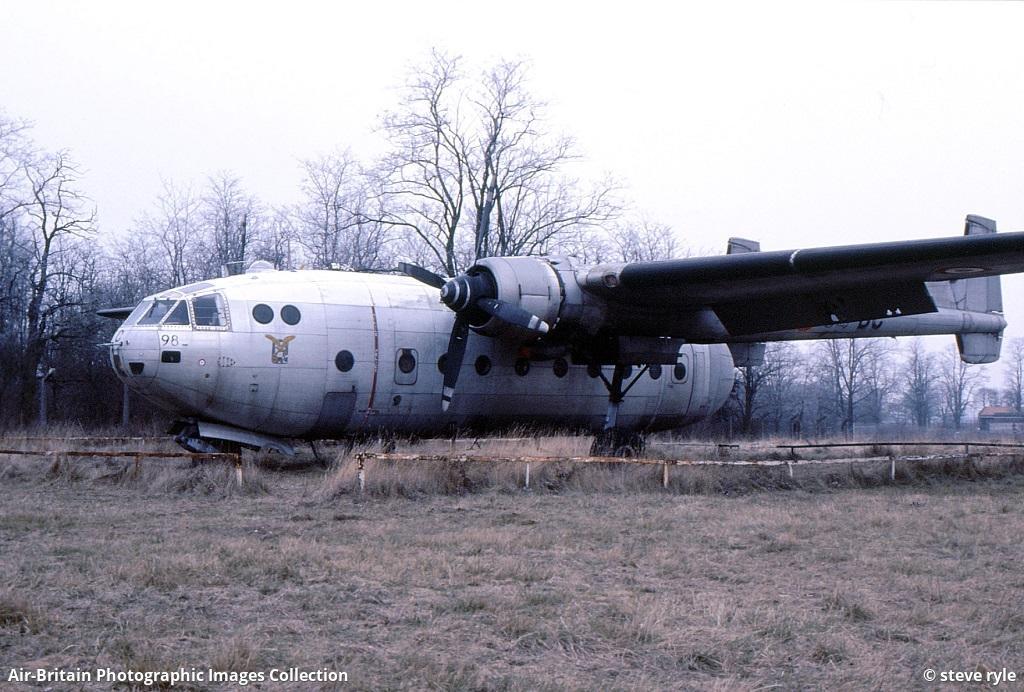 BA 165 Berlin Tegel Militaria Nord 2501
