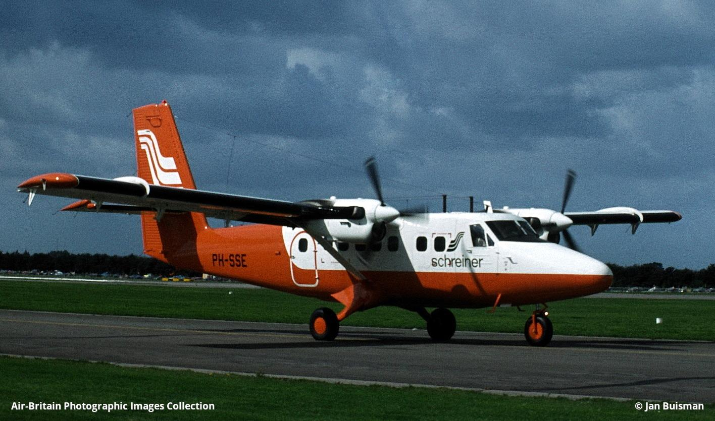 Aviation Photographs Of De Havilland Canada Dhc 6 310 Twin Otter Abpic