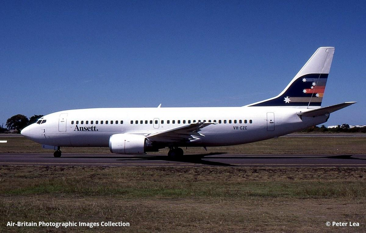 Aviation Photographs Of Operator Ansett Airlines Of Australia An a Abpic
