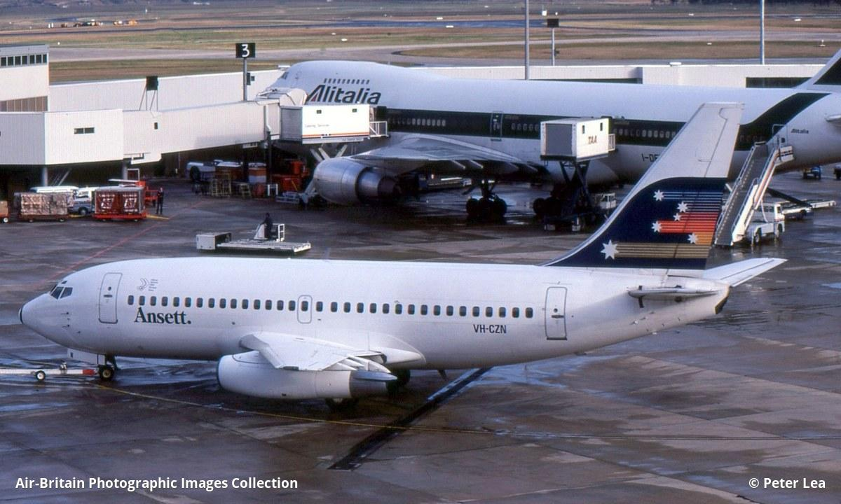 Aviation Photographs Of Operator Ansett Airlines Of Australia An Aaa Abpic