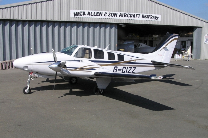 Aviation photographs of Operator: Bonanza Flying Club : ABPic