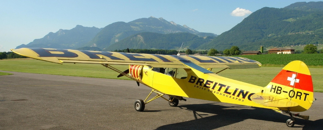 Aviation photographs of Piper PA-18-180M Super Cub : ABPic