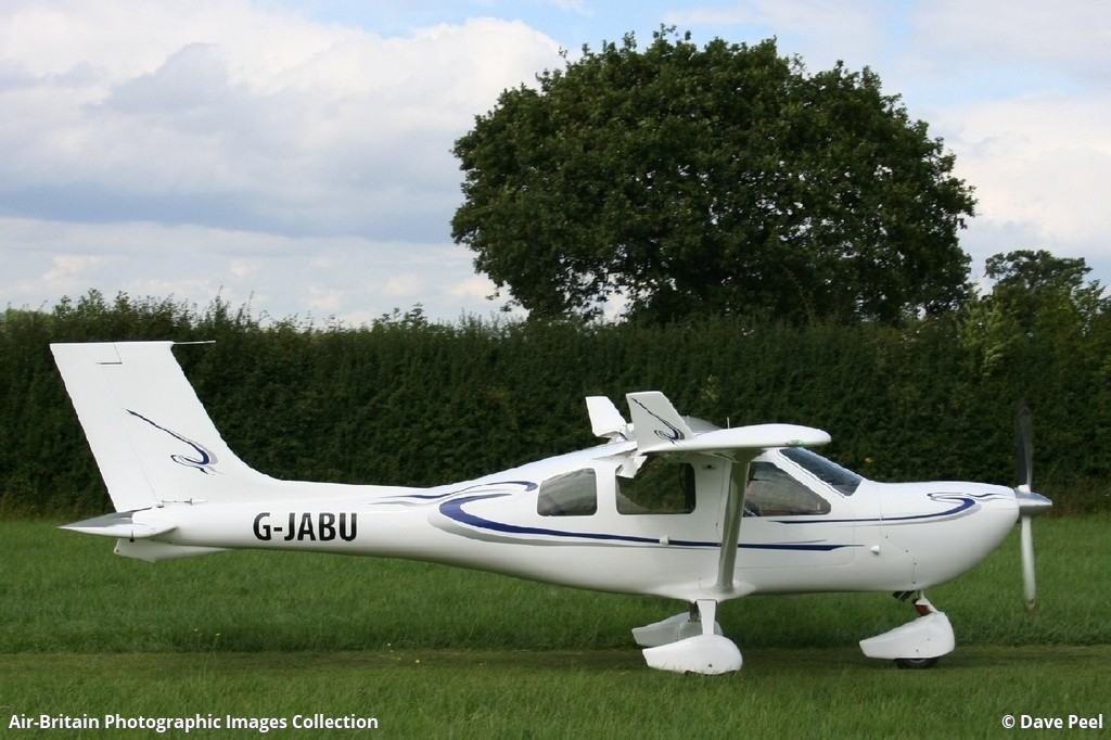 Aviation photographs of Registration: G-JABU : ABPic