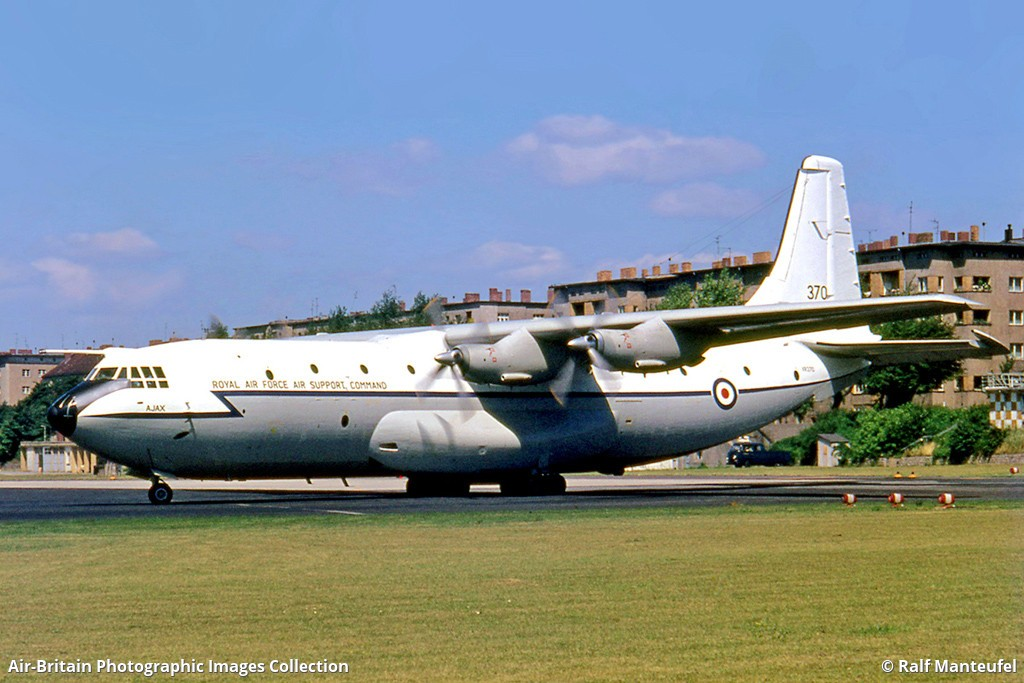 Aviation photographs of Code Number: 370 / Ajax : ABPic