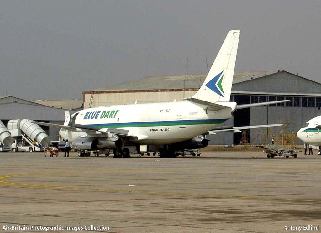 Aviation photographs of Operator: Blue Dart Aviation (BZ / BDA) : ABPic