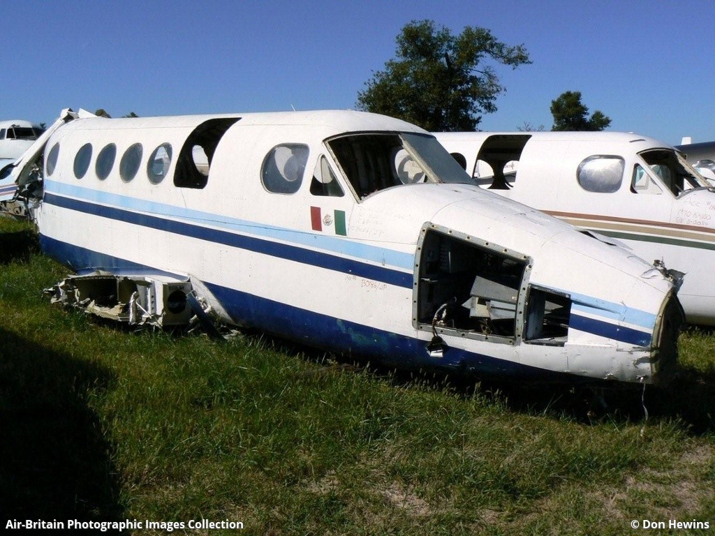 Aviation photographs of Location: Rantoul - Dodson International
