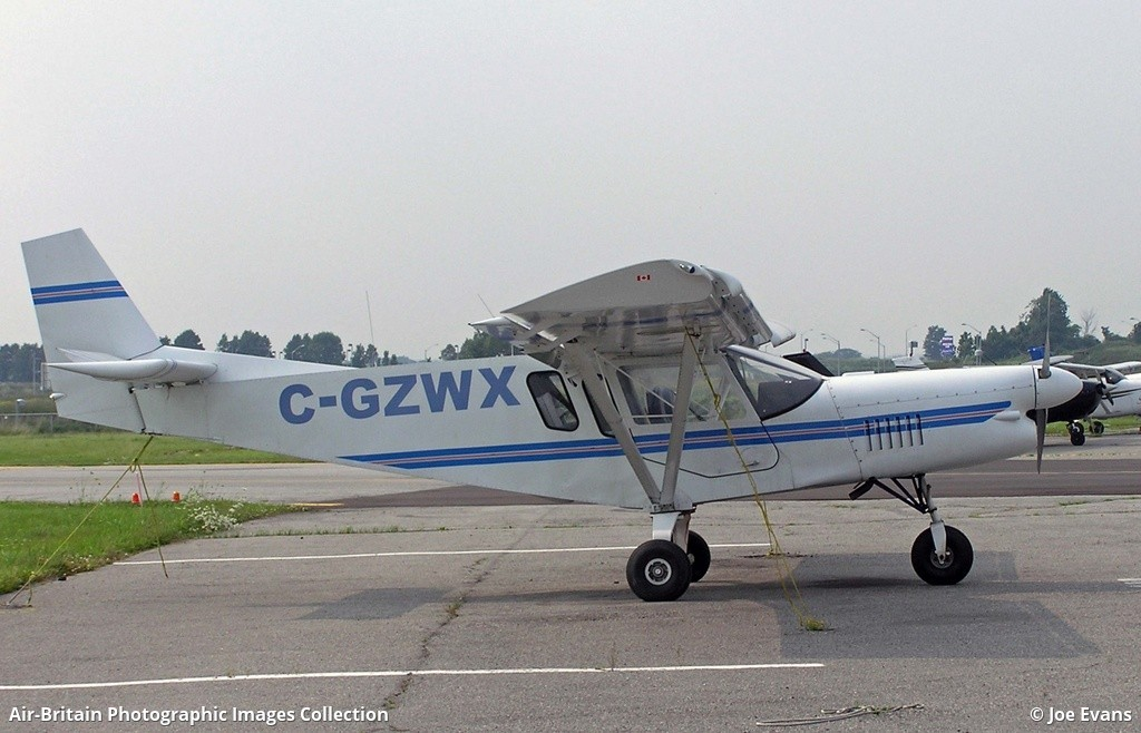Aviation photographs of Zenair CH 801 : ABPic