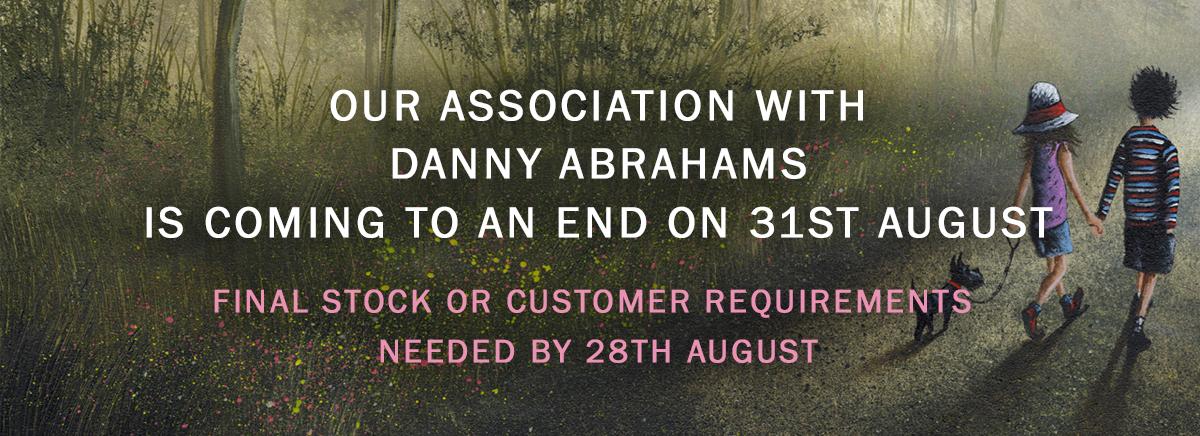 Danny Announcement