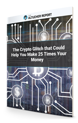 The Crypto Glitch that Could Turbo-Charge Your Profits