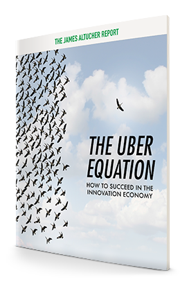 The Uber Equation – How to Succeed in the Innovation Economy